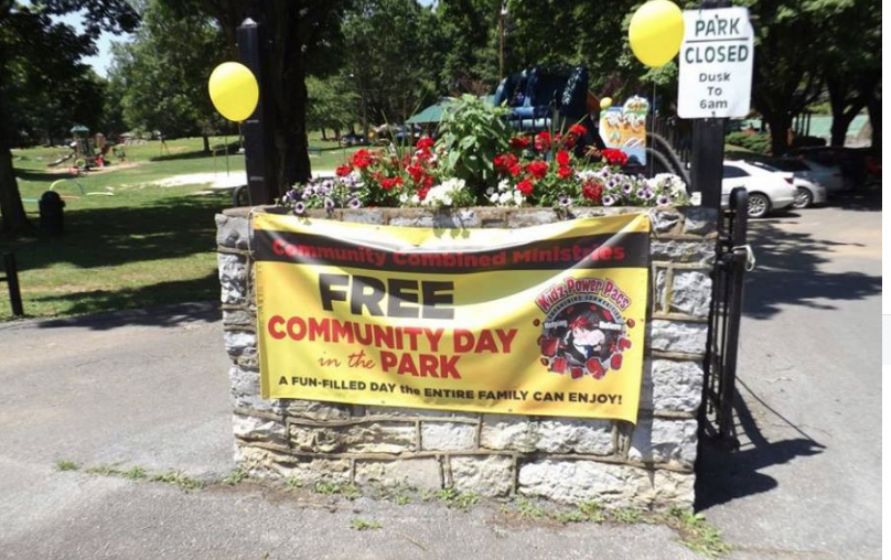6th Annual Community Day in the Park
