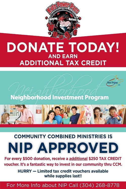 Community combined ministries is n i p approved!